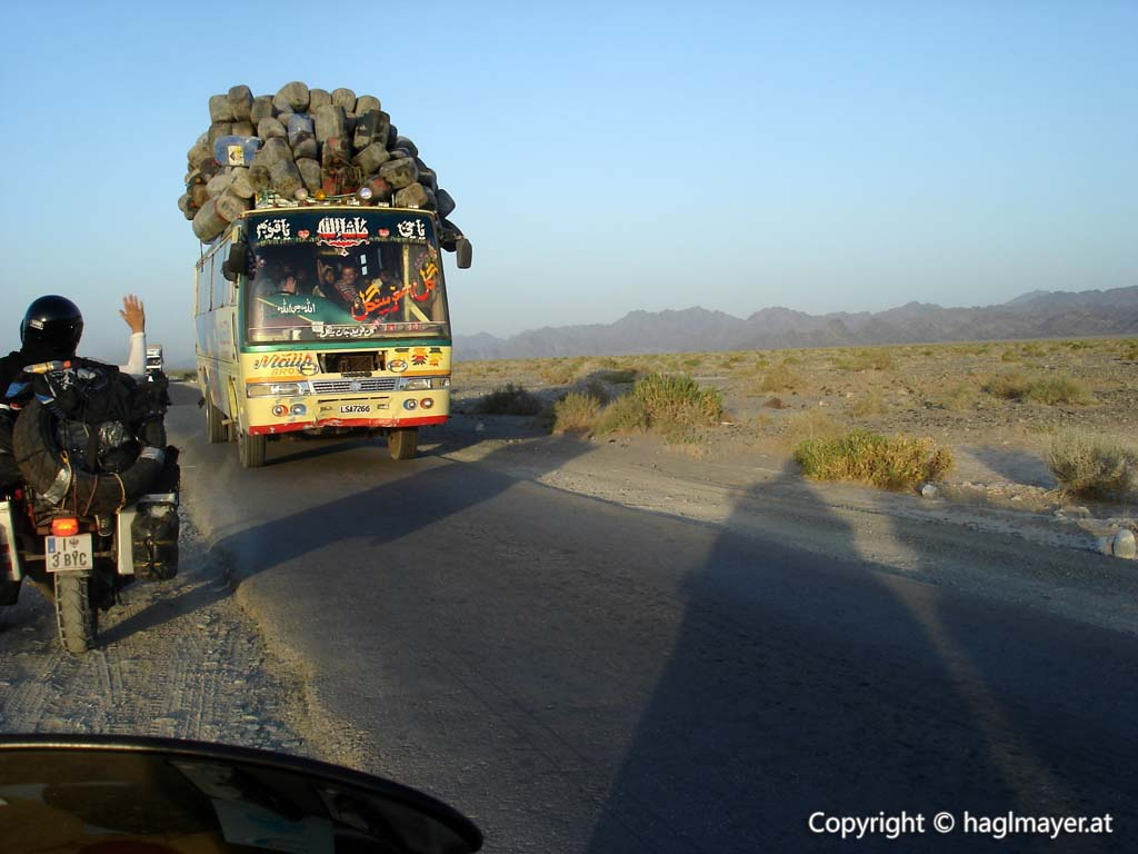 02 Linksverkehr In Pakistan